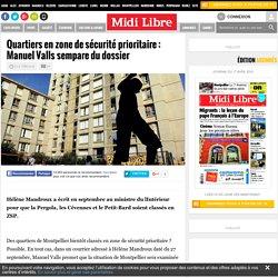 Quartiers en zone de sécurité prioritaire : Manuel Valls s'empare du dossier