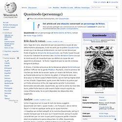 Quasimodo (personnage)