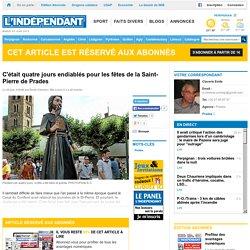 C'était quatre jours endiablés pour les fêtes de la Saint-Pierre de Prades
