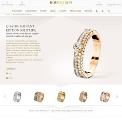 Quatre Follies Yellow Gold and White Gold - Boucheron