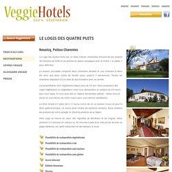 Le Logis des Quatre Puits, Neuvicq, France