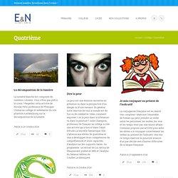 Quatrième Archives - Education