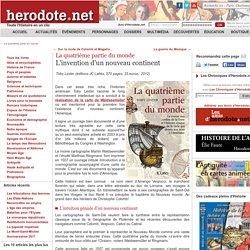 La quatrième partie du monde - L'invention d'un nouveau continent - Herodote.net