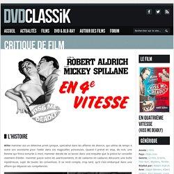 En quatrième vitesse de Robert Aldrich (1955) - Analyse et critique du film