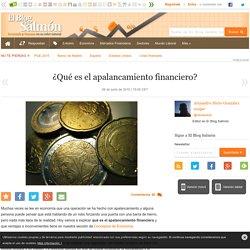¿Qué es el apalancamiento financiero?