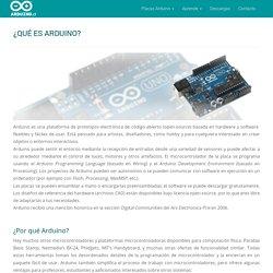 ¿Qué es Arduino? ~ Arduino.cl