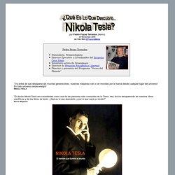 ¿Qué Es Lo Que Descubrió Nikola Tesla?