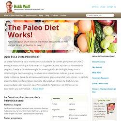 ¿Que Es La Dieta Paleolitica?