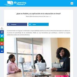 ¿Qué es Padlet en la educación en línea?