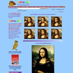 Que fait Mona Lisa quand le musée est fermé?