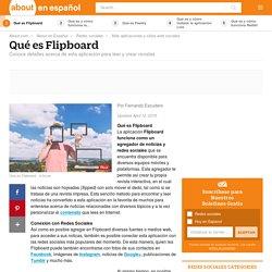 Qué es Flipboard
