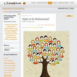 ¿Qué es la Holacracia?