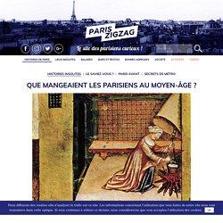 Que mangeaient les Parisiens au Moyen-Âge ?