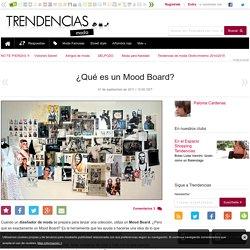 ¿Qué es un Mood Board?