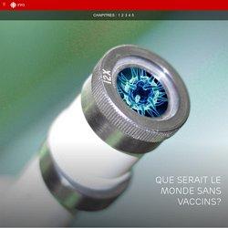 Que serait le monde sans vaccins?