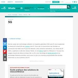 Que signifie 5G? - Definition IT de Whatis.fr