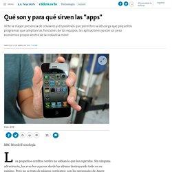 """Qué son y para qué sirven las """"apps"""" - 13.04.2011 - LA NACION"""