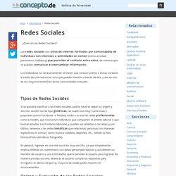 ¿Qué es Red Social? - Definición y Concepto