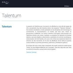 ¿Qué es Talentum?