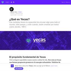 ¿Qué es Yecas? – Yecas