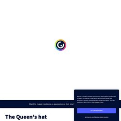 The Queen's hat by Alexandra Ayad on Genially