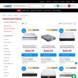 Afterpay mattress - HR Sports