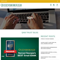Queensborough named Best Small Bank in Georgia by Newsweek