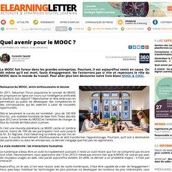 Quel avenir pour le MOOC ?