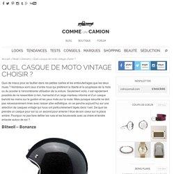 Quel casque de moto vintage choisir ?