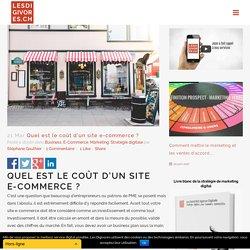 Quel est le coût d'un site e-commerce ? - Les DIGIVORES