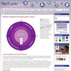 Quelles compétences numériques de base ? Dossier