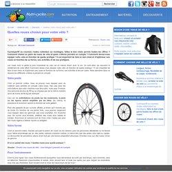Quelles roues choisir pour équiper votre vélo ?