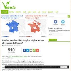 Quelles sont les villes les plus végétariennes et véganes de France? – Vegactu