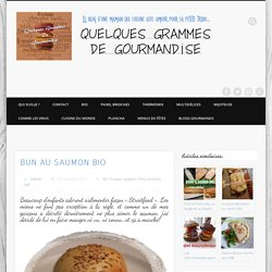 QUELQUES GRAMMES DE GOURMANDISE