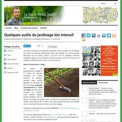 Quelques outils du jardinage bio intensif
