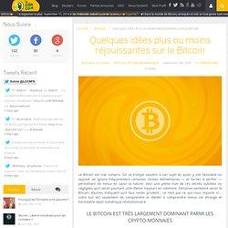 Quelques idées plus ou moins réjouissantes sur le Bitcoin - Le Coin Coin