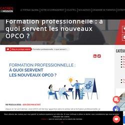 OPCA → OPCO : Quels sont les changements pour la formation pro ?