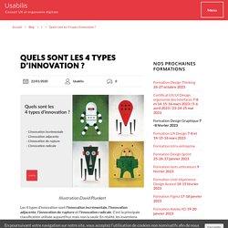 Quels sont les 4 types d'innovation ? – Différents types d'innovation