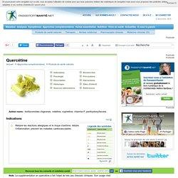 La quercétine réduirait les réactions allergiques