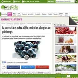 La quercétine, votre alliée anti-allergie