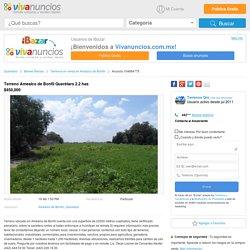Terreno Amealco de Bonfil Querétaro 2.2 has