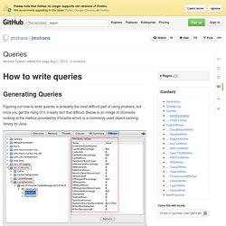 Queries · jmxtrans/jmxtrans Wiki