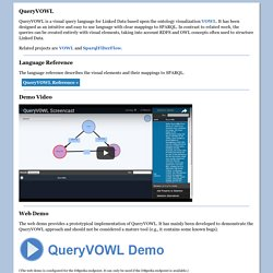 QueryVOWL