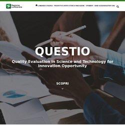 QuESTIO - Bandi Ricerca e Innovazione