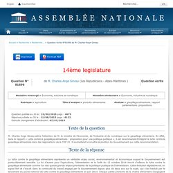 JO ASSEMBLEE NATIONALE 11/08/15 Réponse à question N°81696 gaspillage alimentaire. rapport parlementaire. propositions
