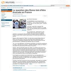 La question des Roms loin d'être évacuée en France