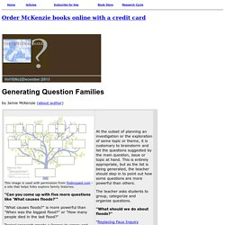 Question Families