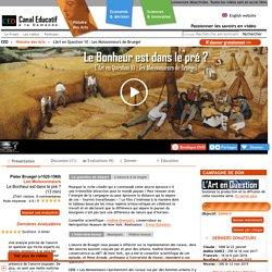 L'Art en Question 10 : Les Moissonneurs de Bruegel - Le Bonheur est dans le pré? (13 min)