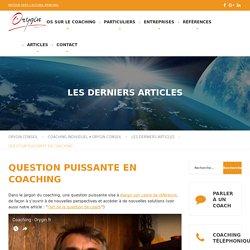 Question puissante en coaching