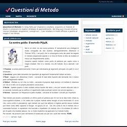 La nostra guida: il metodo PQ4R.